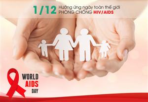 Bạn biết gì về Ngày thế giới phòng chống HIV/AIDS