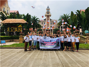 Trung tâm Y khoa Việt Đức tổ chức tham quan & học tập tại Trung Quốc