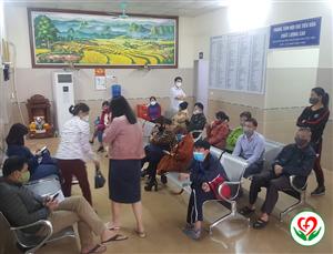 Phòng khám Việt Đức triển khai hàng loạt biện pháp phòng chống dịch Covid-19, đảm bảo công tác khám và điều trị an toàn tại phòng khám