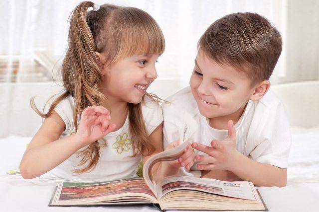 Cách giúp trẻ thích đọc sách đọc sách