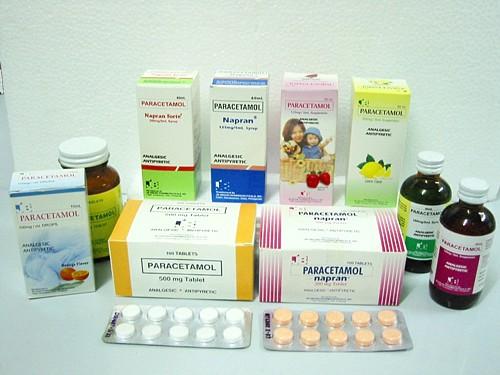 Paracetamol không lành như bạn tưởng