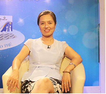 PGS.TS Nguyễn Thị Diệu Thúy tư vấn cách phân biệt bệnh sởi và thủy đậu