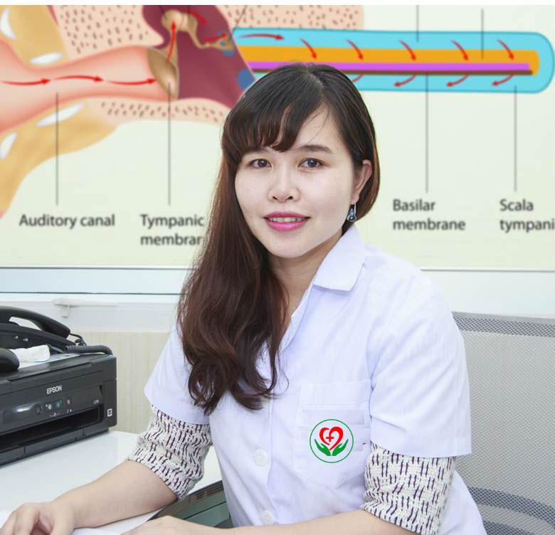 ThS. BS nội trú Phí Thị Quỳnh Anh