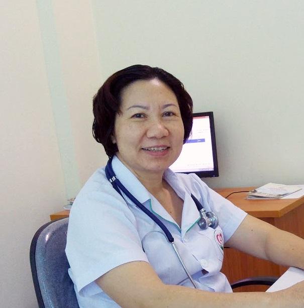 Tiến sĩ -Thầy thuốc ưu tú Đặng Thị Xuân