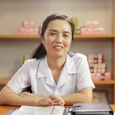 PGS. TS Nguyễn Thị Diệu Thuý